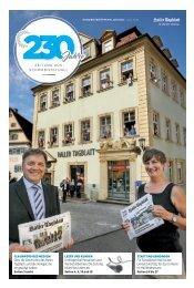 2018/28 – 230 Jahre Zeitung aus Schwäbisch Hall