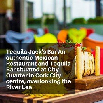 Tequila Jacks, Mexican Restaurant