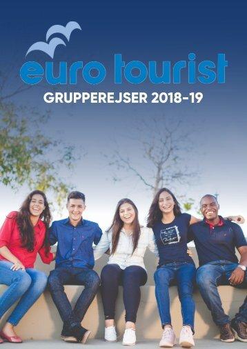 Euro Tourist Gruppekatalog 2018/19