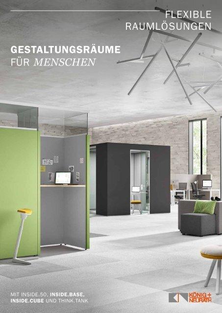 WEMA RaumKonzepte: König+Neurath - Flexible Raumlösungen