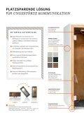 WEMA RaumKonzepte: QUIET.BOX Katalog - Seite 2