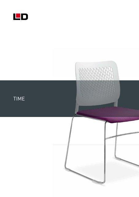 WEMA RaumKonzepte: LD Seating - Time Catalogue