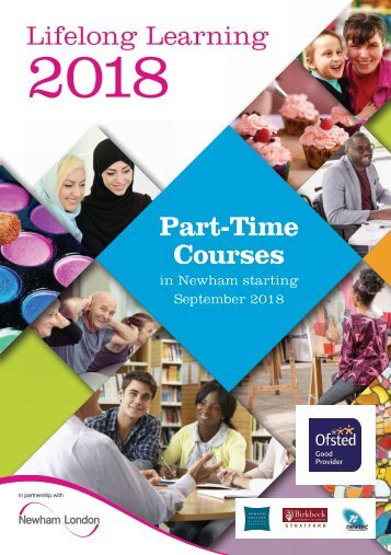 Newham Adult Course Guide 2018