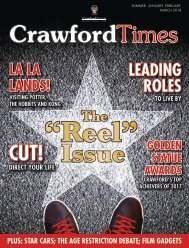 JANUARY CRAWFORD ONLINE ISSUE JAN 2018