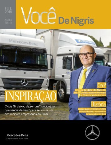 Revista Você De Nigris 16