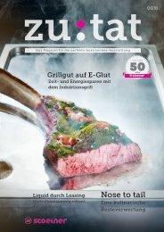 Zutat 06/2018 Das Magazin fuer perfekte Gastronomie-Ausstattung