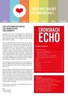CRONSBACH-ECHO 2/2018 - Page 3