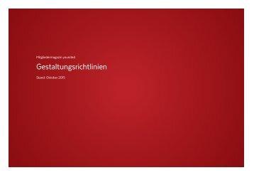 Corporate Design Magazin younited