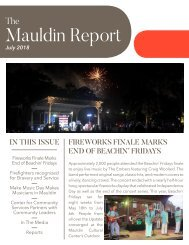 July 2018 Mauldin Report
