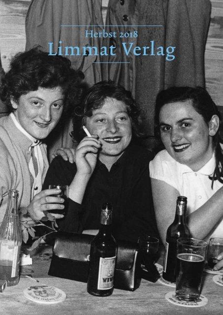 Limmat Verlag Vorschau 2018 Herbst