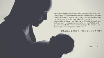 Calgary baby photographer- Diana Picek