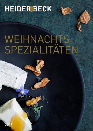 Heiderbeck_Weihnachten Katalog 2018