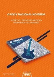 Rock Nacional no ENEM