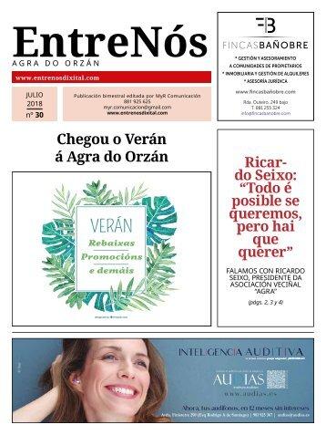 EntreNós - Agra do Orzán nº 30