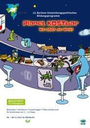 Planet KOSTbar - Kate eV