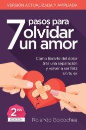 +»+Rolandox:+7+Pasos+Para+Olvidar+Un+Amor+PDF+(Libro)