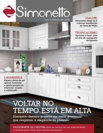 Revista Simonetto - Edição 08
