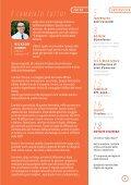 Magazine Avventista Nº 16 Luglio / Agosto / Settembre 2018 - Page 3