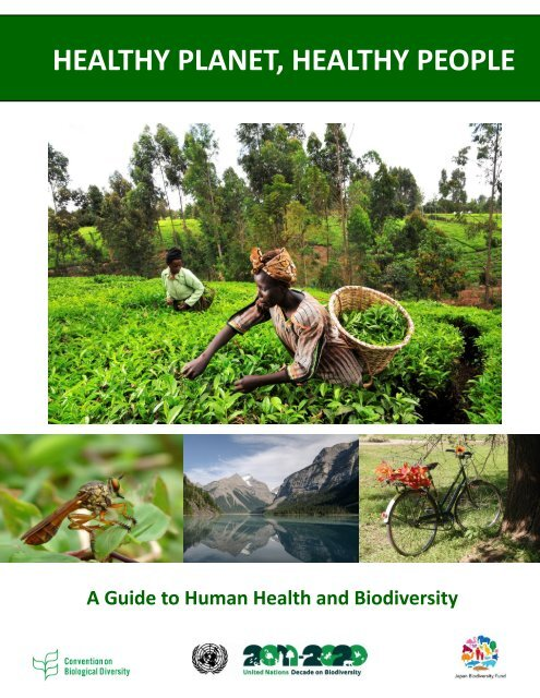 Healthy Planet, Healthy People Guide - Convention on Biological ...
