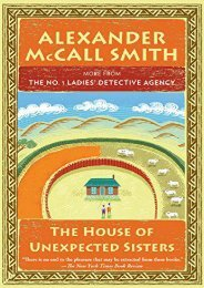 [PDF] Download The House of Unexpected Sisters: No. 1 Ladies  Detective Agency (18) Full