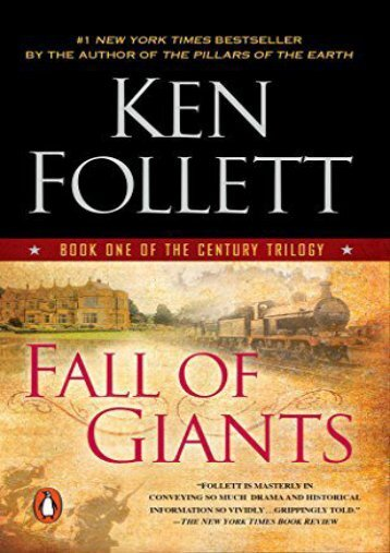 Download PDF Fall of Giants (Century Trilogy) Full