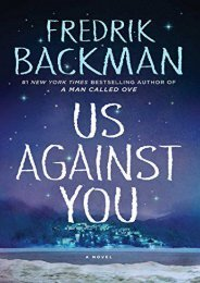 [PDF] Download Us Against You (Beartown) Online