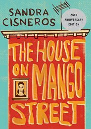 Download PDF The House on Mango Street (Vintage Contemporaries) Full