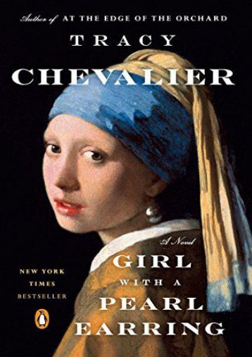 Download PDF Girl with a Pearl Earring Online