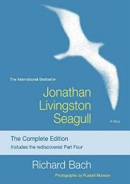 [PDF] Download Jonathan Livingston Seagull: The Complete Edition Online