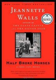 [PDF] Download Half Broke Horses: A True-Life Novel Online
