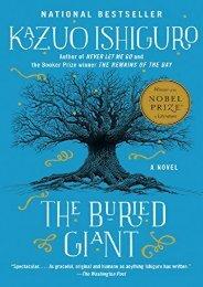 [PDF] Download The Buried Giant (Vintage International) Online