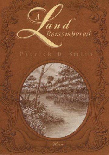 Download PDF A Land Remembered Full
