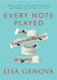 Download PDF Every Note Played Full