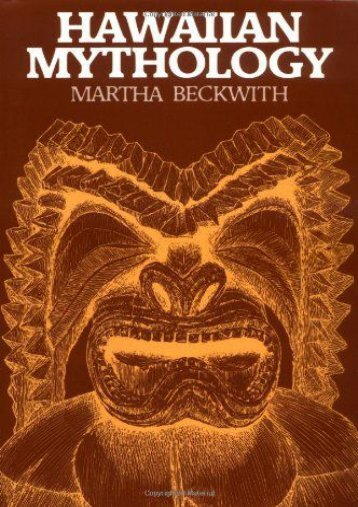 Download PDF Hawaiian Mythology Full