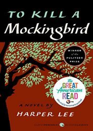 [PDF] Download To Kill a Mockingbird (Harperperennial Modern Classics) Full