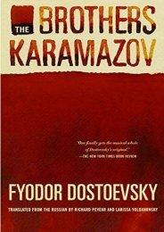 Download PDF Brothers Karamazov, the Online