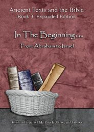 [PDF] Download In the Beginning... from Abraham to Israel - Expanded Edition: Synchronizing the Bible, Enoch, Jasher, and Jubilees Online