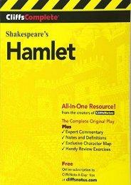 [PDF] Download Hamlet: Complete Edition (Cliffs Complete) Online