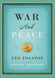 Download PDF War and Peace (Vintage Classics) Full