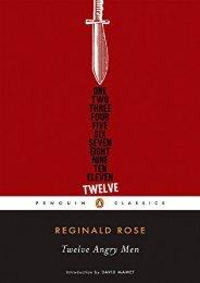 Download PDF Twelve Angry Men (Penguin Classics) Online