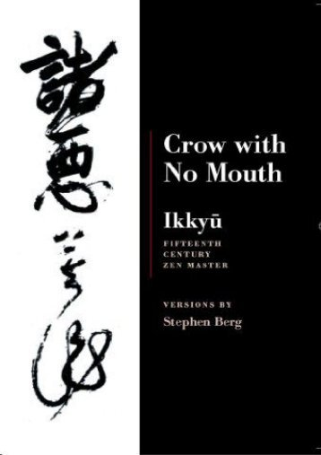 [PDF] Download Crow with No Mouth Online