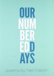 [PDF] Download Our Numbered Days Full