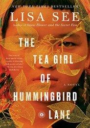 Download PDF The Tea Girl of Hummingbird Lane: A Novel Online