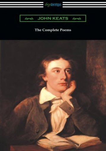 [PDF] Download The Complete Poems of John Keats (with an Introduction by Robert Bridges) Online