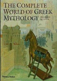 Download PDF The Complete World of Greek Mythology (Complete Series) Full