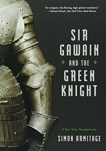 Download PDF Sir Gawain and the Green Knight: A New Verse Translation Online