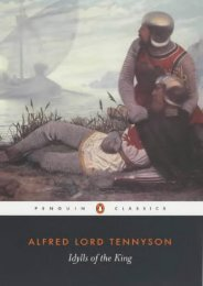 Download PDF Idylls of the King (Penguin Classics) Full