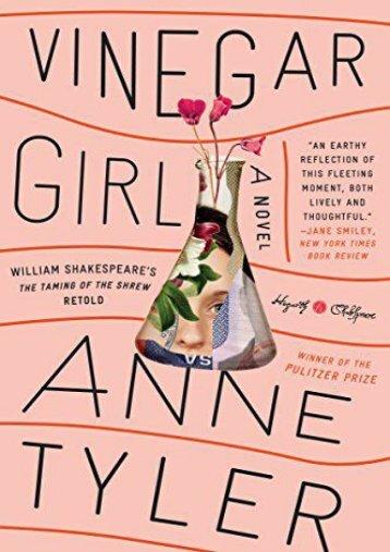 [PDF] Download Vinegar Girl (Hogarth Shakespeare) Full