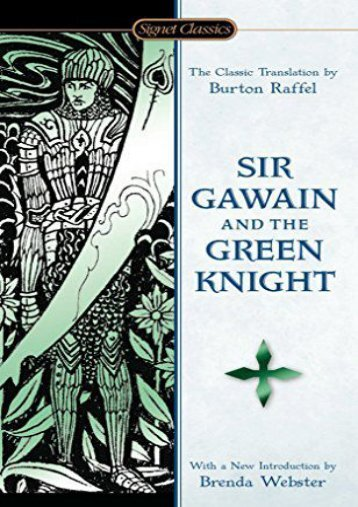 [PDF] Download Sir Gawain and the Green Knight (Signet Classics) Full