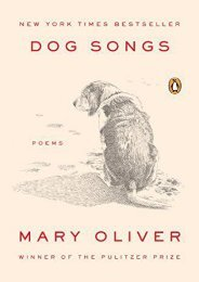 [PDF] Download Dog Songs: Poems Full